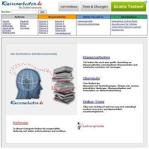 www.Klassenarbeiten.de