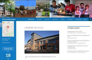 Start der neuen Homepage