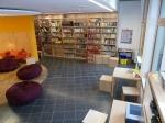 Medienecke Bücherei