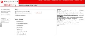 www.berufenet.arbeitsagentur.de