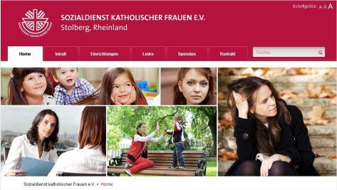 Sozialdienst katholischer Frauen -Stolberg