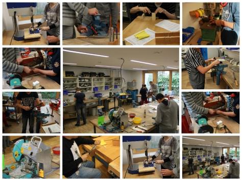 Berufsvorbereitung an der GUTENBERG-Schule