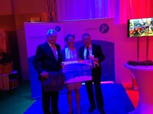 Auszeichnung der GUTENBERG-SCHULE beim Landessportbund